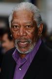 De Duisternis, Morgan Freeman Royalty-vrije Stock Afbeelding