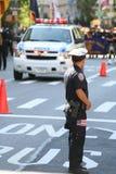 De Duits-Amerikaanse Steuben Stad van New York van de Parade 2009 Royalty-vrije Stock Foto