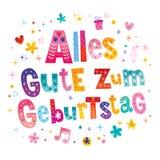 Verjaardag In Duits Verjaardag