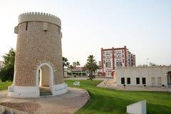 De dwaasheid van Doha stock afbeeldingen