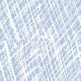 De dwars uitbroedende gekraste naadloze muur herhaalt textuurachtergrond vector illustratie