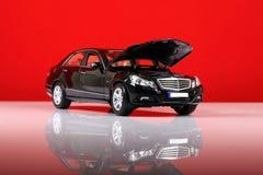 De e-klasse van Mercedes Royalty-vrije Stock Afbeeldingen