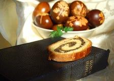 De Easter vida ainda (3) Fotografia de Stock Royalty Free