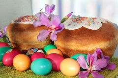 De Easter vida ainda Imagem de Stock Royalty Free