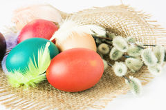 De Easter vida ainda Fotografia de Stock