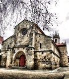 De Echte kathedraal van Vila Stock Afbeelding