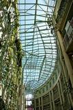 De ecologische moderne bouw Stock Foto