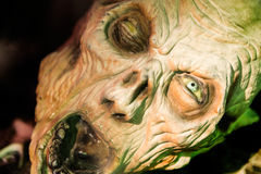 De edelen van het verschrikkingsmasker uit doodskist Stock Afbeelding