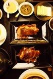 De Eend van Peking - het Keizer koken stock afbeelding