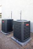 De Eenheden van de airconditioning Stock Foto's