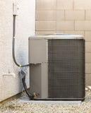 De Eenheid van de Airconditioner stock foto
