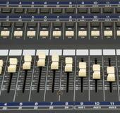 De Eenheid van de Opname van de studio Stock Foto