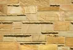 De eenvoudige ruimte van het de textuurexemplaar van de steenmuur voor achtergrond Royalty-vrije Stock Fotografie