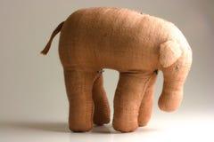 De eenzame olifant Royalty-vrije Stock Foto's