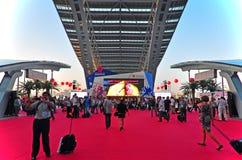 De eerlijke 2011 arena van het kanton Stock Afbeeldingen