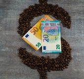 De eerlijke Prijs van de handelskoffie stock fotografie