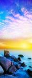 De Eerste planeet van de regenboog Stock Afbeeldingen