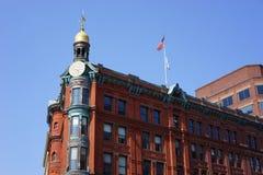 de 19de eeuwarchitectuur Stock Afbeelding