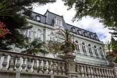 de 19de Eeuwdal Flor Palace stock foto