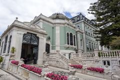 de 19de Eeuwdal Flor Palace stock afbeelding