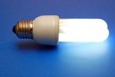 De efficiënte gloeilamp van de energie royalty-vrije stock foto's
