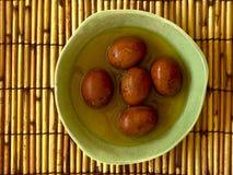 De eieren van de thee Royalty-vrije Stock Afbeeldingen