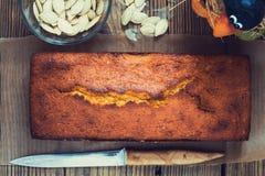 De eigengemaakte Cake van het Pond Stock Foto's