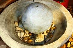 De Eigenschap van het steenwater Stock Afbeelding