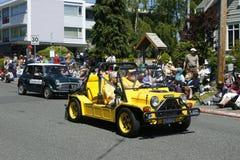 De eiken Parade van het Theekransje van de Baai op 4 Juni, 2011 Royalty-vrije Stock Fotografie
