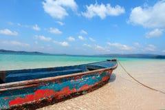 De Eilanden van Andaman India Stock Foto's
