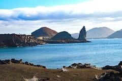 De Eilanden van de Galapagos, de Landschappen van Ecuador en Kustlijnen royalty-vrije stock fotografie