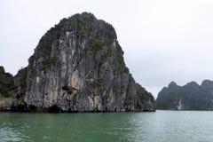 De eilanden van Ha snakken baai Royalty-vrije Stock Foto