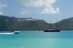 De eilanden van het paradijs Royalty-vrije Stock Fotografie