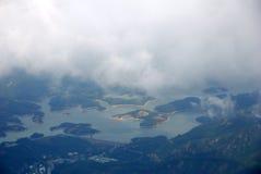 De Eilanden van Hongkong stock afbeeldingen