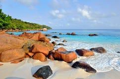 De eilanden van Seychellen Royalty-vrije Stock Afbeelding
