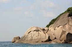 De eilanden van Similan, Thailand, Phuket Royalty-vrije Stock Afbeelding