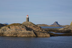 De eilanden van de rots Stock Afbeeldingen