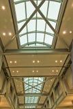 De eindbouw van de luchthaven. Royalty-vrije Stock Afbeelding