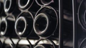 De einden van de wijnfles royalty-vrije stock foto
