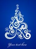 De elegante achtergrond van Kerstmis Royalty-vrije Stock Afbeelding