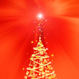De elegante Achtergrond van Kerstmis Royalty-vrije Stock Foto