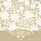 De elegante Decoratie van de Bloem Royalty-vrije Stock Fotografie
