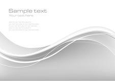 De elegante Grijze Achtergrond van de Technologie vector illustratie