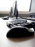 De elegantie van technologie Stock Foto