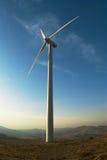 De elektriciteit van de generator Stock Fotografie