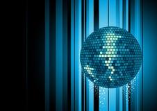 De elektrische Bal van de Disco stock illustratie