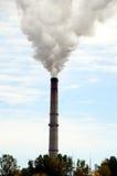 De Elektrische centrale van Somerset Royalty-vrije Stock Foto