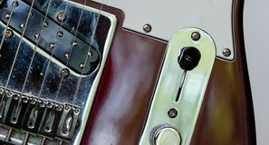 De elektrische gitaar van Telecaster Stock Foto