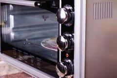 De elektrische kleur van de Oven grijs-zwarte royalty-vrije stock foto's