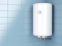 De elektrische Verwarmer van het Water Stock Foto